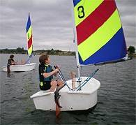 JUNIOR SAILING – Beginners and Learn to Race